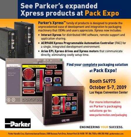 parkerPackExpo09eblast