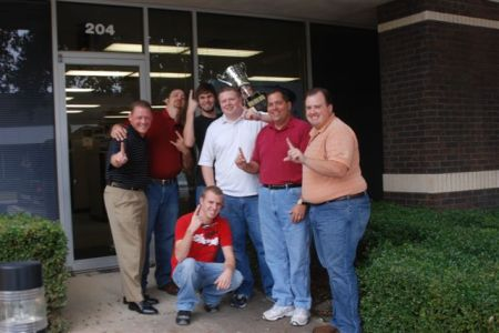 LCS team photo Sept 2009