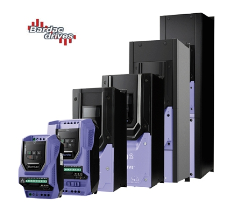 Bardac Drives P2 Series High Performance Vector Drives