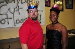 Innovative-IDM prom king and queen