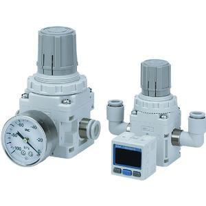 SMC IRV10/20, Vacuum Regulator