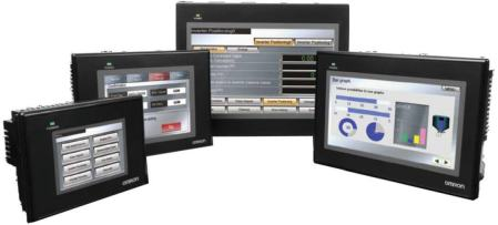 Omron releases NB3 and NB10 HMI with Ethernet and USB Host
