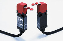 Omron STI, D4GS-N Slim Safety Door Switches
