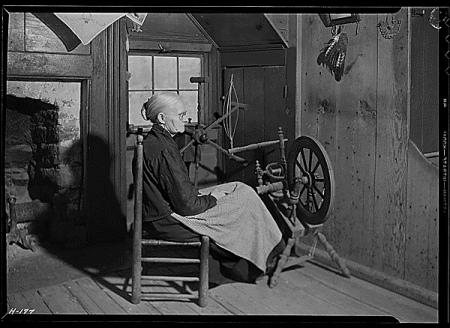 Whistler's Aunt