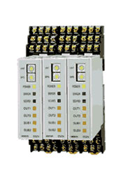 Omron E5ZN In-Panel, DIN-Rail Mounted Modular Multi-Loop Temperature Controllers