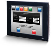 Omron NS15 15in Advanced Touch Screen