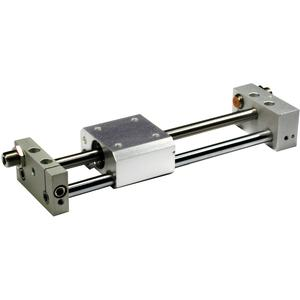SMC, NC(D)Y2S, Magnetically Coupled Rodless Cylinder, Slider Type