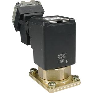 SMC VCS 2 port solenoid valve for steam manifold
