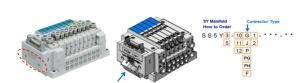 SMC,SY Series Solenoid Valve