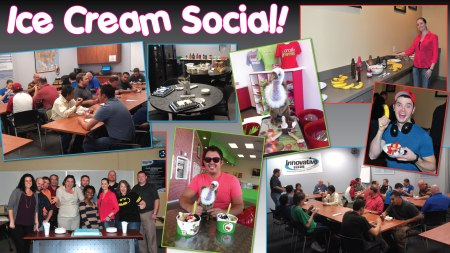 Innovative-IDM Ice Cream Social