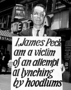 Freedom Rider James Peck