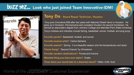 Tony Do joins Innovative-IDM