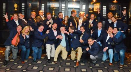 2014 President's Club Alumni Dinner