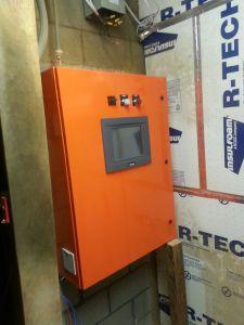 The Orange Panel