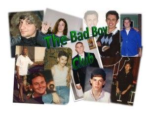 Posing: Sam Hestand, Michael Mueller, Trevor Sisco, Brandt King, Percy Foster, Frank White, James Nairn, Mark Stanley, Donny Clark, Rocky Yang