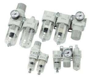 SMC Air Combination Unit