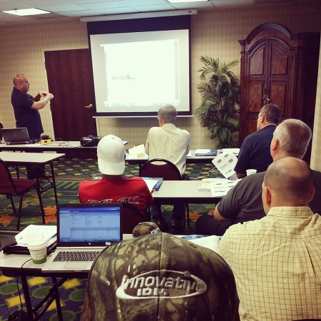 Omron Machine Safeguarding training in Oklahoma City July 2014