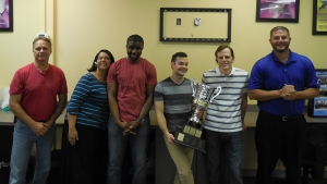 Blue Moon Friday wins Legendary Customer Service Cup in July