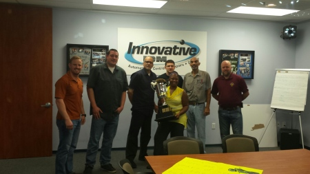 Team 50 Shades of Gray wins Innovative-IDM LCS cup